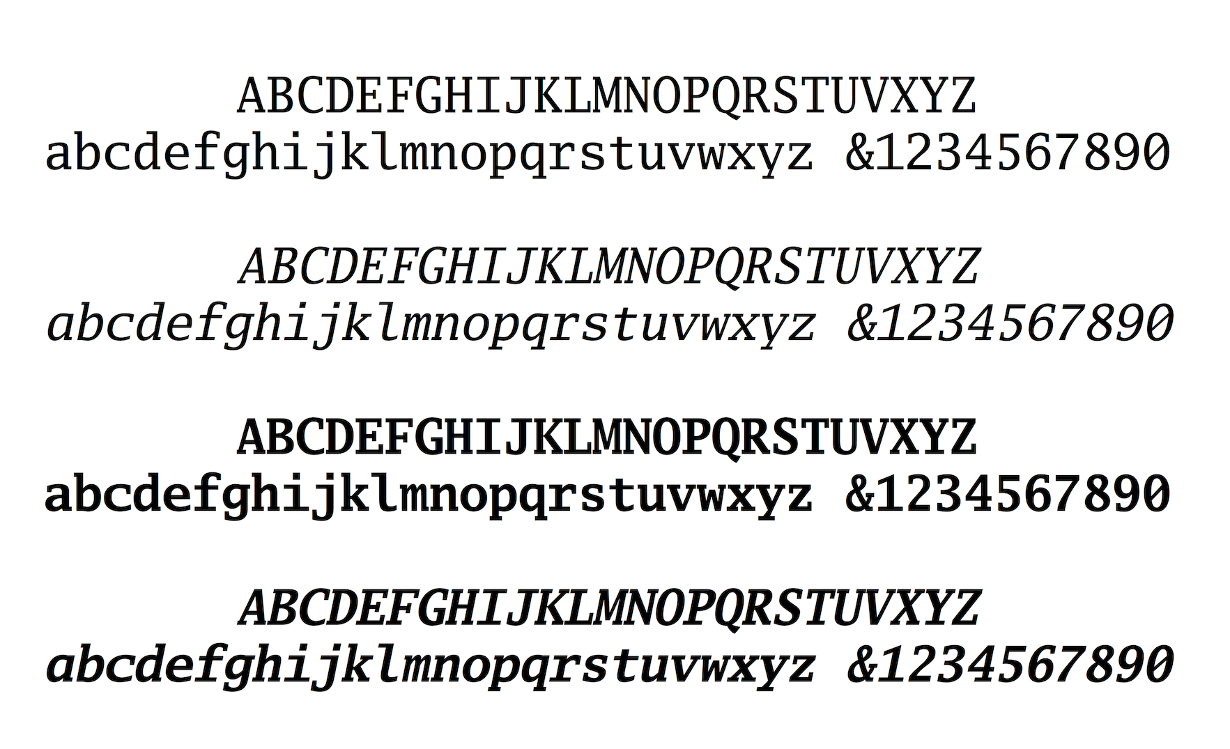 Go fonts - The Go Blog