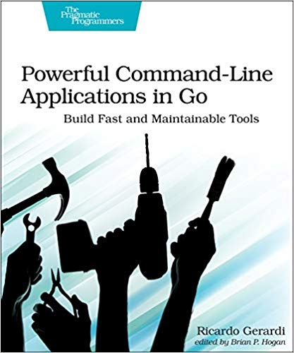 Powerful Command-Line Applications in Go thumbnail.